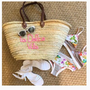 Shopping basket - Medium Beach Basket - ORIGINAL MARRAKECH