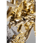 Unique pieces - MILLIONAIRE SILVER Luxury Safe - BOCA DO LOBO