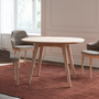 Tables - Maria Table - WEWOOD - PORTUGUESE JOINERY