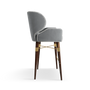 Chairs - Louis Bar Chair I - OTTIU