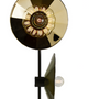 Floor lamps - Floor handmade glass lamp COMETA - RADAR INTERIOR
