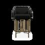Chaises - Chaise de bar Houston - PORUS STUDIO