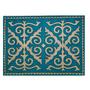 "Design - Merino wool felt ""Yanghir"" rug - SEZIM DESIGN"