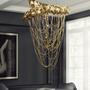 Hanging lights - MCQUEEN CHANDELIER - INSPLOSION