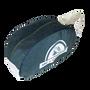 """Travel accessories - """"Le Blues des 20's"""" velvet shoe bag - LOOPITA"""