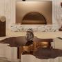 Dining Tables - Horizon Center Table - MALABAR