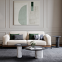 Coffee tables - Lago Coffee/side table - WEWOOD - PORTUGUESE JOINERY