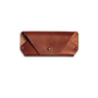 Customizable objects - Leather eyeglasses case - LO ESENCIAL