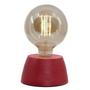 Desk lamps - Concrete Lamp | Dome Collection | Colored concrete - JUNNY