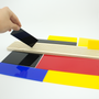 Sculptures / statuettes / miniatures - Shapes of MONDRIAN - BEAMALEVICH