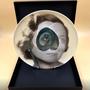 Pièces uniques - Yvonne Assiette en porcelaine fine - ZOOH