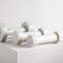 Objets de décoration - Altero haltère en marbre - ARTYCRAFT