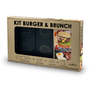 Kitchen utensils - BURGER GRILL AND BRUNCH - COOKUT