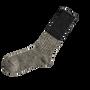 Socks - WOOL COTTON SLABBED SOCKS - NISHIGUCHI KUTSUSHITA