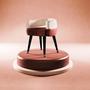 Chaises - Chaise de salle à manger Bobbie - OTTIU