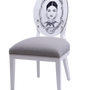 Assises - Chaise La Capsule Royale Esmerelda - JADE + AMBER