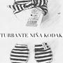 Accessoires enfants - Mini Turban+mitains+Swaddle set-MIMO Accessoires nouveau-né Bekume - BEKUME