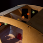 Children's bedrooms - Elephant Bed - ELYSTA