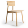 Chaises - Oak Casale dining chair - ETHNICRAFT