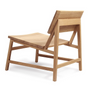 Lounge chairs - Oak N2 lounge chair - ETHNICRAFT