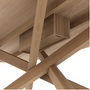 Mobilier et rangements - Oak Mikado meeting table - ETHNICRAFT