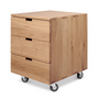 Mobilier et rangements - Oak Billy drawer unit - ETHNICRAFT
