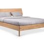 Lits - Chambre à coucher en chêne - ETHNICRAFT
