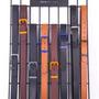 Leather goods - Camel Genuine Leather Belt - VERTICAL L ACCESSOIRE