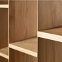 Bookshelves - Oak Stairs rack - ETHNICRAFT