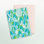 Card shop - Greeting Cards - Single Card - Glasshouse - COMMON MODERN