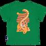 Apparel - Tiger Short Sleeve T-Shirt - COQ EN PATE