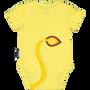 Puériculture - Body manches courtes Lion - COQ EN PATE