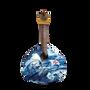 Objets de décoration - Guitare Adamastor - MALABAR