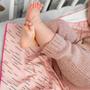 Childcare  accessories - ARIANA FLEECE BLANKET - MELLIPOU