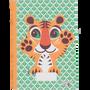 Papeterie - Carnet A5 48 pages Jaguar - COQ EN PATE
