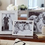 Homewear - Mother of Pearl Photo Frame - ADDISON ROSS