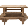 Dining Tables - VINTAGE ONE OF PIECES NATURAL - SNOWDROPS COPENHAGEN