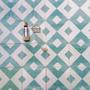 Kitchen splash backs - Cement Tiles - Stockholm - ILOT COLOMBO