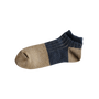Socks - LINEN COTTON ANKLET - NISHIGUCHI KUTSUSHITA