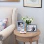 Homewear - Denim Enamel & Silver Frame  - ADDISON ROSS