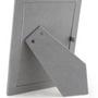 Homewear - Cadre en émail noir et argent - ADDISON ROSS
