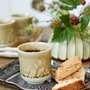 Mugs - Tea  cups, espressocups and latte mugs. Pitcher for milk and gravy. - STHÅL