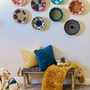 Other wall decoration - African basket or wall decoration or bowl wall baskets or baskets - SUBLIME JUJU HAT