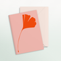 Card shop - Greeting Cards - Boxed Set of 6 - Ginkgo Pop - COMMON MODERN