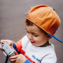 Kids accessories - Mini Caramel Cap - HELLO HOSSY®