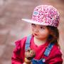 Children's apparel - Daisy Cap - HELLO HOSSY®