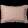 Comforters and pillows - Plant dyed Finnish lambwool cushion, Kaarnas - BONDEN