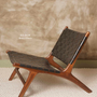 Office seating - MONROE LOUNGE CHAIR  - GONG BY JO PLISMY