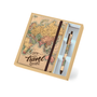 Children's arts and crafts - Old Map Set (Notebook A5 + Blue Pen) - XL1812 - I-TOTAL
