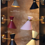 Layout - PEGGY  WALL LAMPS - GONG BY JO PLISMY